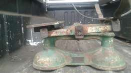 Vintage scale on sale witbank