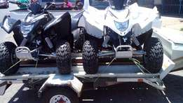 Aeon Cobra Quad bikes 100cc for sale