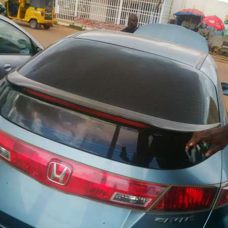Very sweet and unique Honda Civic (06/07 model) for quick sale Kaduna North - image 4