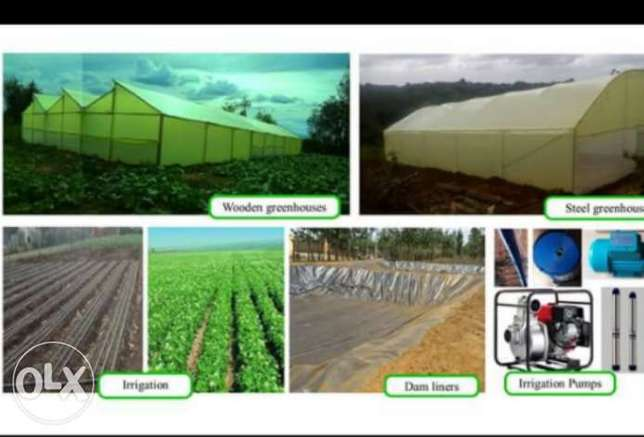 Best and cheaper Green house materials plus high and durable construct Kimumu - image 1