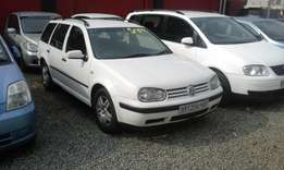 2001 Vw golf 4 1.6 estate call khalick