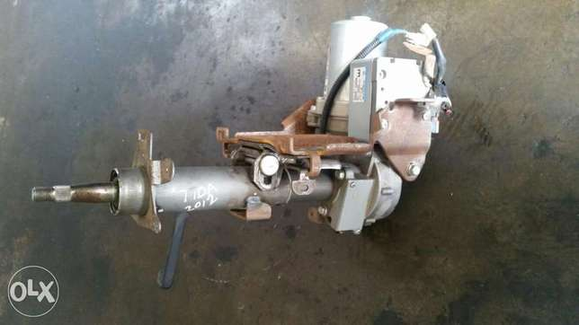 Tida 2011 power steering Moter