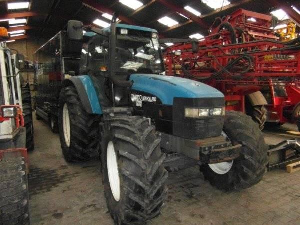 New Holland Tm 150 - 2000