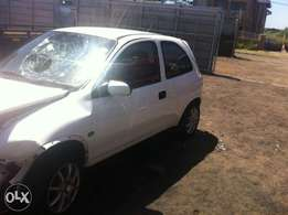 Opel corsa lite now stripping for spares