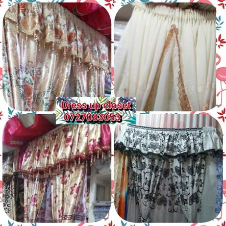 Ellegant Classy and Unique Curtains on Offer!Pay on Delivery. Nairobi CBD - image 1