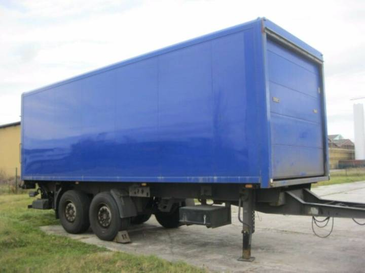 Schmitz Cargobull ZKO 18 /LBW - 2003