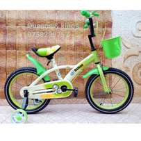 Adjustable children's bikes