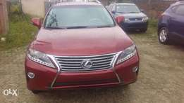 Tokunbo Lexus Rx350 for fast sell
