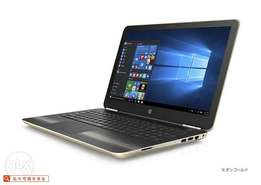 Brand new Hp pavilion Notebook 15 core i7 2.7ghz/1tb /8gb/ Nvidia gpcs
