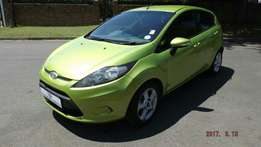 2009 ford fiesta amiente in good condition
