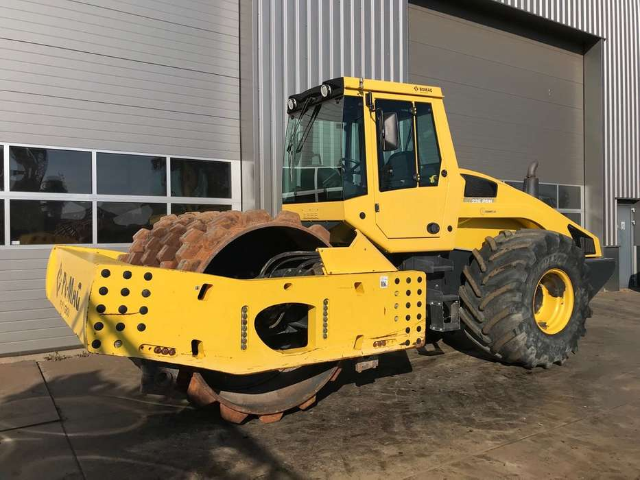 BOMAG BW226 PDH4 - 2015