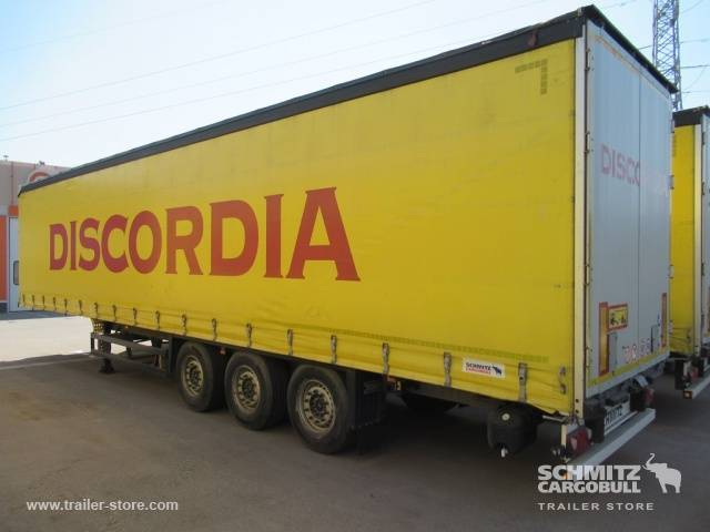 Schmitz Cargobull Curtainsider Standard - 2015 - image 2