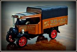 Matchbox Models of yesteryear Tate and Lyle's sugar Y-27 Foden