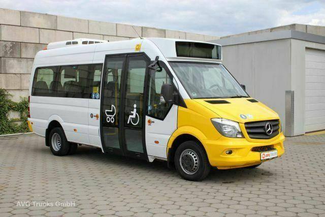 Mercedes-Benz Sprinter City 35 EURO 6 Bus mit 12 Sitzplatzen - 2017