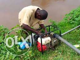 Technician With Water Pump Maintainance Experience