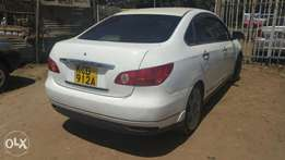 Selling nissan blue bird sylphy kcd