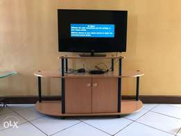 Samsung led tv with stand