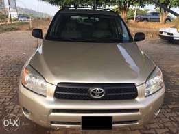 Very clean 2008 Toyota Rav 4 with original duty.