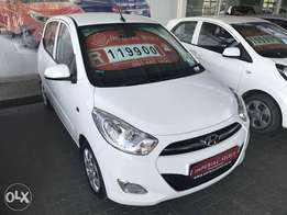 2015 Hyundai i10 1.1 GLS for sale