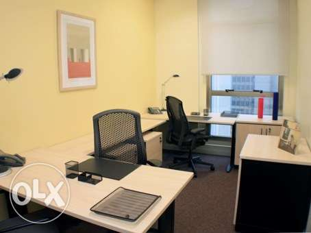 KUWAIT City Best Furnished Office Spaces