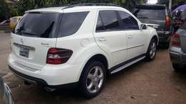Tokunbo 2008 Mercedes Benz ML350 4matic SUV **USA direct**