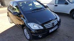 Mercedes Benz A180 Elegance Petrol A/T. 2010 Face-Lift. Black