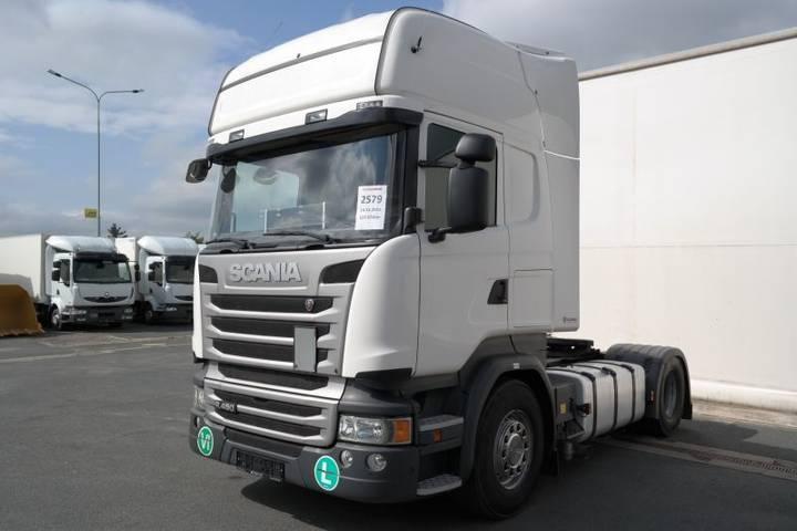 Scania R450 LA 4x2 EURO 6 RETARDÉR - 2014