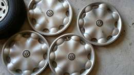 Polo hub caps origanals for sale