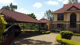 Charming 5 bedroom house to let in a gated community in Runda