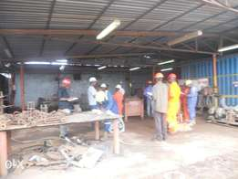 Certification Training on Practical Welding & Fabrication Nationwide