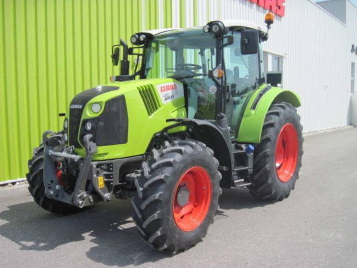 Claas arion 430 t4f - 2017