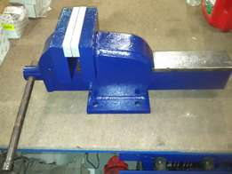 RECORD 200mm engineering vice (refurbished)