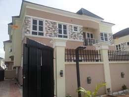 Brand new and tastefully finished 4 Bedroom fully detached house Lekki