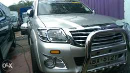 2013 Toyota Hilux Double Cabin