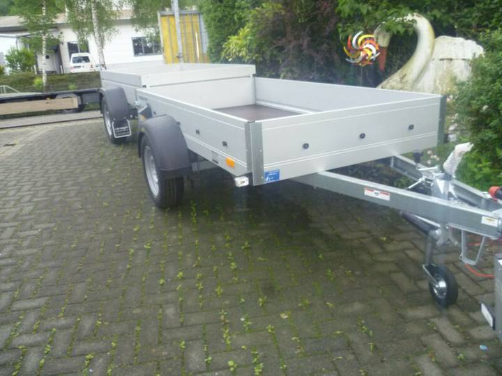 Humbaur Pkw anhaenger 1300kg - 2019