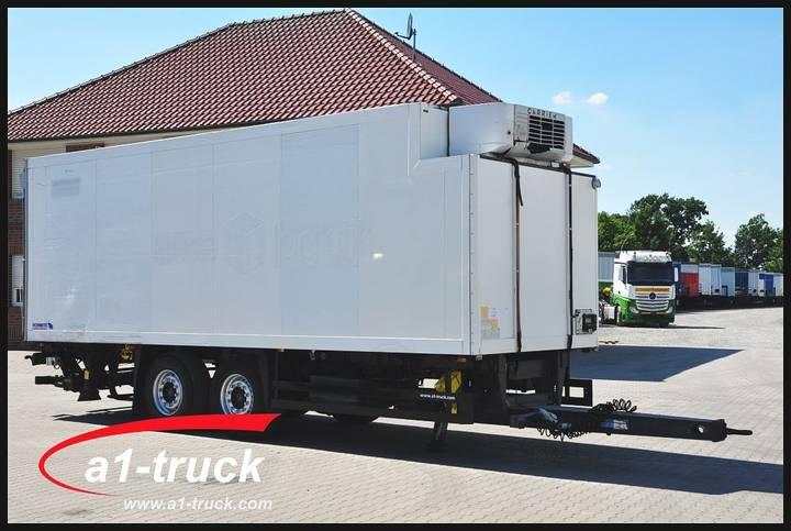 Schmitz Cargobull ZKO 18 Kühl tandem Anhänger, LBW, 1 Vorbesitzer - 2007