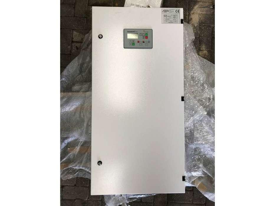 ATS Panel 160A - Max 110 kVA - DPX-25030-4 - 2014