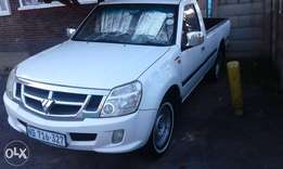 owner driver with one ton bakkie