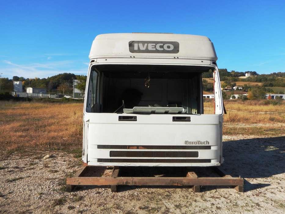 Iveco Cabina Letto Eurotech (Cod 0001)
