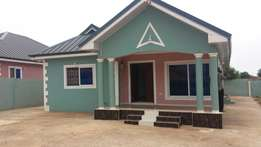 3bedrooms Self Contained at Owusu Ansah Oyarifa for Rent.