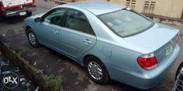 Clean used Toyota Camry 05 for sale
