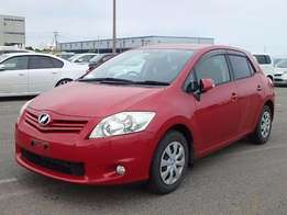 Red Auris: Deposit Accepted