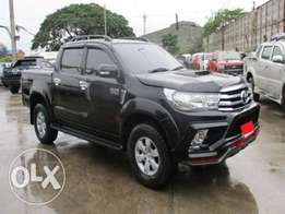extremely clean Hilux double cab fresh import