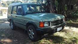 Land Rover Discovery II td5 Automatic