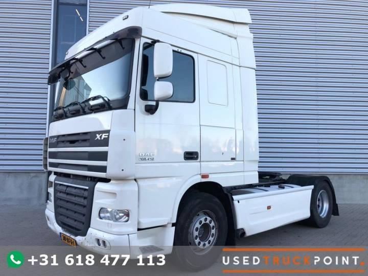 DAF Xf 105.410 Sc / Euro 5 / Hydraulic / Nl Truck! - 2011