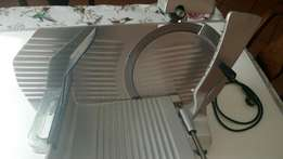 Professional cold meat polony slicer for sale