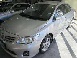 2012 Toyota Corolla 2.0 P Excl. AT Excellent Condition