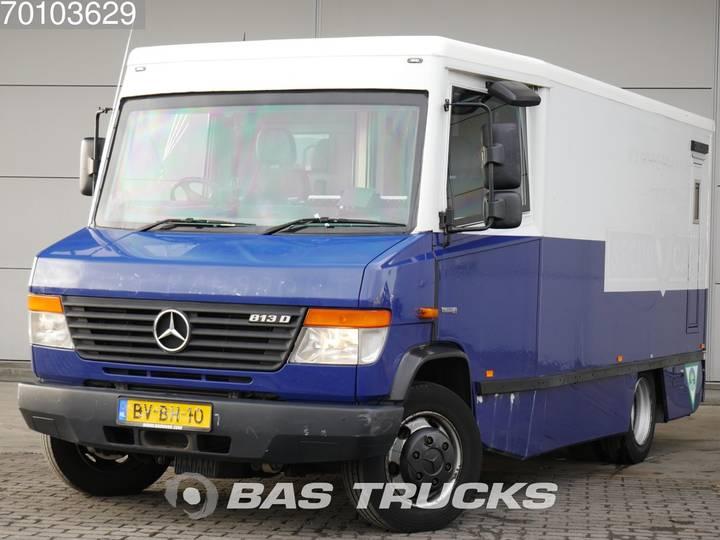 Mercedes-Benz Vario 813D 4X2 Money Truck / Geldtransporter B4+ Euro 4 - 2008