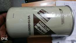Fuel filter For Xcmg crane and sinotruck