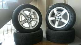 "BMW touring 16"" Mags"